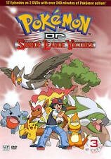 Pokemon DP Sinnoh League Victors: Set 3 [2 Discs] DVD Region 1