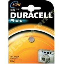 10 x Duracell 1/3N DL1/3N 2L76 CR1/3N CR11108 LITHIUM PHOTO BATTERY