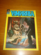VAMPIRELLA #20 VF (8.0) OCTOBER 1972 WARREN HORROR MAGAZINE