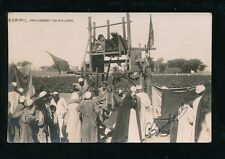 Egypt CAIRO Holiday amusement ride c1910/20s? RP PPC