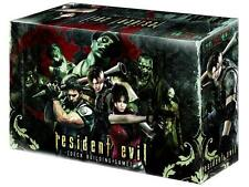 Resident Evil Deck Building Living Card Game Counted Complete Bandai Capcom 2010