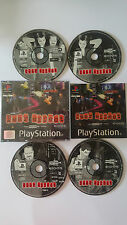 FEAR EFFECT / jeu Playstation 1 - PS one / complet / PAL Sony