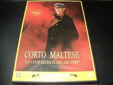 "DVD NEUF ""CORTO MALTESE - LA COUR SECRETE DES ARCANES"" film d'animation"