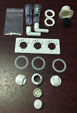 Jacuzzi Whirlpool Bath - Air Control & On/Off Panel, Complete (Oyster) - G107969