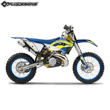 New Husaberg TE 125/250/300 09-12 All 2 Stroke Bikes Graphics Sticker Decal Kit