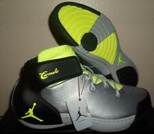 New Nike Air Jordan Retro 2 II XI Melo 1.5 Wolf Grey Volt Basketball Shoes 10.5