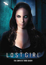 LOST GIRL COMPLETE SERIES 3 DVD BOX SET Season Brand New All Episodes Sealed