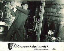Die Schande von Chicago Aushangfoto LC The Scarface Mob Al Capone kehrt zurück
