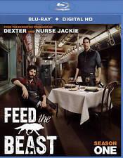 FEED THE BEAST: SEASON 1 (2...-FEED THE BEAST: SEASON 1 (2PC) / (2PK Blu-Ray NEW