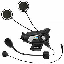 Sena 10C moto 4.1 bluetooth caméra & communication kit 2017 uk stock (nouveau)