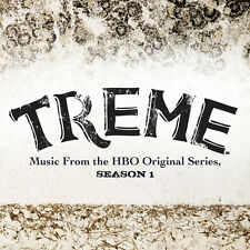TREME (MUSIQUE DE SERIE TV) - JOHN BOUTTE - LOUIS PRIMA - STEVE EARLE (CD)