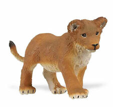 LION CUB WILD ANIMAL MODEL by SAFARI WORKS WELL WITH SCHLEICH AND PAPO - 223129