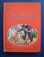 Carlo Collodi - Pinocchio - 1^ Ed. Le stelle 1975 - Illustrazioni di R. Molino