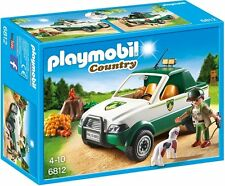 Playmobil 6812 pays forester pick up truck playset