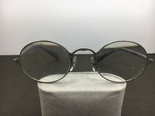 Vintage Oliver Peoples Twenty Year 46-22-143 LINUS Round Frames Only 1510
