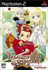 Used PS2 Tales of Symphonia   Japan Import (Free Shipping)