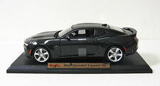 2016 Chevrolet Camaro SS Diecast Model Car - Chevy - Maisto 1:18 - Slate Gray
