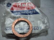 1972-95 YAMAHA SC MX DT RT IT TT XT YZ SR COPPER GASKET NOS OEM P/N 90430-22123