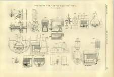 1888 Thomas Elliot Harrison Liquid Fuel Furnaces