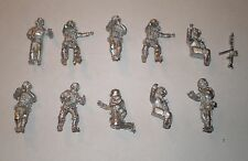 Early War 20mm (1/72) German Vehicle Crews (10 Figures)