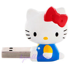 Toshiba Hello Kitty 8GB 8G USB Flash Drive Cute Lovely Puppet Figure Limited
