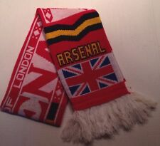 LONDON ARSENAL FOOTBALL CLUB SCARF, THE PRIDE OF LONDON, 4 FEET LONG