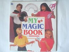 My Magic Book, Children's Activity Book, Western Publishers (Golden Books), New