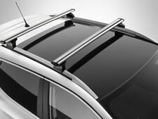 Nissan Qashqai 2014 Roof Rail Cross Bars Load Carrier New + Genuine KE7324E510