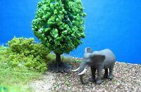 (TE02) Figur Elefant Spur Scale Gauge Z (1:220) elephant