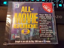 All Movie Guide 2 (1999 Hoffmann -100,000 Movide and Video References on CD-ROM