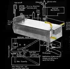 HOW 2 MAKE CONTROL LINE GAS TANKS and SHUT OFF VALVE For Model Airplanes