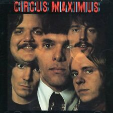 With Jerry Jeff Walker - Circus Maximus (1991, CD NIEUW)