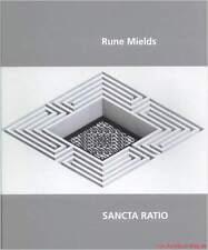 Fachbuch Rune Mields, Sancta Ratio, Malerei und Primzahlen, viele Bilder, NEU