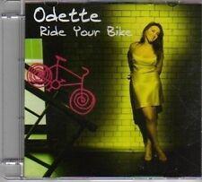 (BP132) Odette, Ride Your Bike - 2009 DJ CD