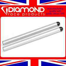 REPLACEMENT 22mm CLIP ON HANDLEBAR TUBES (PAIR) w/ends - DIAMOND RACE PRODUCTS