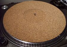 PLATTER MAT for TURNTABLE made of Cork and Rubber HIGH END - DM207