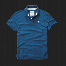 New Abercrombie & Fitch  Men Bradley Pond Polo Shirt By Hollister All Size Color