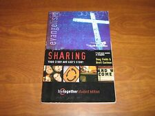 Sharing Your Story and God's Story(2003,PB) Youth Evangelism by Fields&Eastman