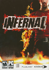 INFERNAL - Inferno Eidos Action Shooter PC Game - US Version - BRAND NEW!