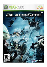blacksite for Microsoft Xbox 360