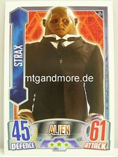 #107 Strax - Alien Attax Doctor Who
