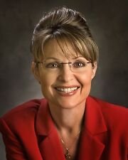 SARAH PALIN 8X10 GLOSSY PHOTO PICTURE