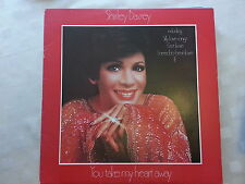 LP's on Sale Shirley Bassey HEART AWAY UAS30037 VG++ condition superfast postage