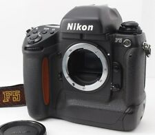 NEAR MINT Nikon F5 35mm SLR Film Camera Body w/ F5 Strap S/N 3029404 From Japan