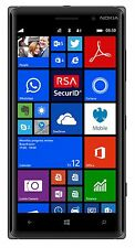 Nokia Lumia 830 AT&T Unlocked 4G Quad-Core Windows 10MP Camera Phone - Black