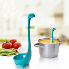 Nessie Soup Ladle Loch Ness Monster Design Upright Scotland Spoon Kitchen Bar