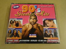 2-CD BOX / 90's GREATEST HITS