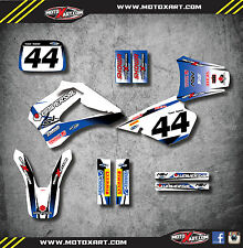 Full Custom Graphic Kit LEM R2 R3 LX2 50 cc  - 2003 - 2011 sticker kit / decals