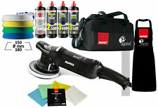Rupes LHR21 ES Mark II - Kit DLX Menzerna Polishing - Free Taxe
