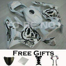 Free Levers! Injection Plastic Fairing for Honda 2005-2006 CBR 600 RR F5 ABS a02